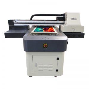 a4 vlakbed dtg direct naar kledingstuk textiel drukmachine t-shirt printer