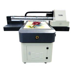 hete verkoop a1 / a2 / a3 / a4 digitale uv flatbed printer 6090 van klein formaat