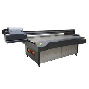 2018 kleine inkjet uv flatbed printer machine