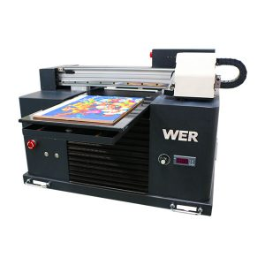 niet-coating digitale mobiele telefoon case printer a3 met witte inkt