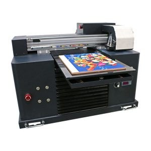 a4 digitale flatbed printer