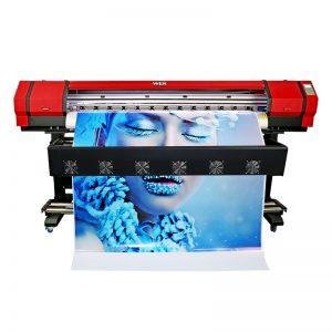 8feet 10feet rol-naar-rol en 2513 flatbed uv-printer ER160UV