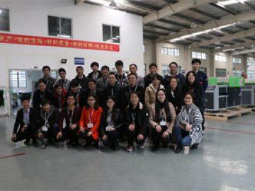 B2B-werknemers op het hoofdkantoor, 1 2018