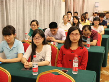 Groepsbijeenkomst in Wanxuan Garden Hotel 2, 2018