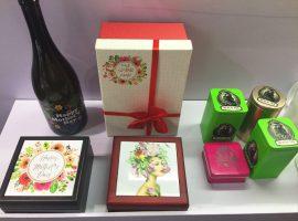 Verpakking geschenkdoos