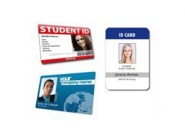 ID-kaarten met variabele gegevens