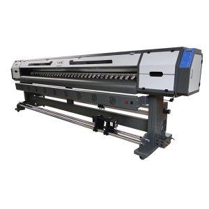 uv digitale printer voor het afdrukken van banner behang canvas vinyl carsticker
