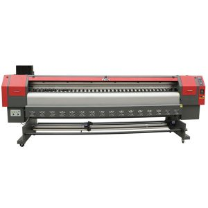 2019 nieuwe type dx5 eco solvent printer flex banner vinyl drukmachine