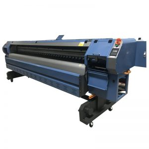 hoge snelheid 3,2 m solventprinter, digitale flex-bannerdrukmachine K3204I